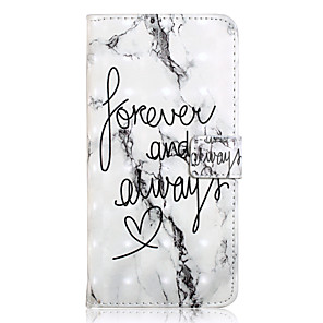 cheap Samsung Case-Case For Samsung Galaxy A30(2019) Galaxy A50(2019) Phone Case PU Leather Material 3D Painted Pattern Phone Case