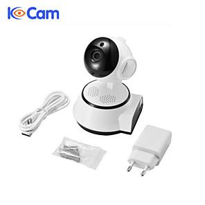 cheap Indoor IP Network Cameras-HD Surveillance Camera Wireless Network Camera IP Camera Home Smart Wireless Surveillance Camera OEM KS-Y1 1 mp IP Camera Indoor Support 128 GB