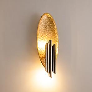 cheap Flush Mount Wall Lights-Flush Mount wall Lights Bedroom / Shops / Cafes Metal Wall Light 110-120V / 220-240V 5 W