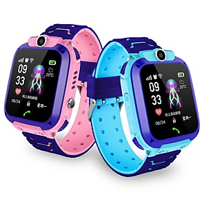 cheap Smartwatches-GM11 Kids Smart Watch Support SOS/Hands-Free Calls/ Heart Rate Monitor Built-in GPS & Camera Waterproof Smartwatch