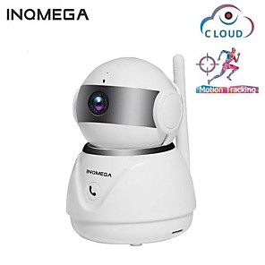 cheap Indoor IP Network Cameras-INQMEGA 1080P Cloud Wireless IP Camera APP Reverse-Call & Auto-Tracking Indoor Home Security Surveillance CCTV Network Wifi Cam