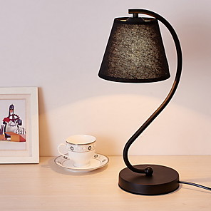 cheap Table Lamps-Table Lamp Modern Contemporary For Bedroom Study Room Office Metal 220V
