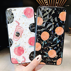 cheap Other Phone Case-Case For Apple iPhone XS / iPhone XR / iPhone XS Max Dustproof / Pattern Back Cover Food / Cartoon PC