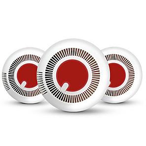 cheap Security Sensors-JKD-509 Smoke & Gas Detectors for