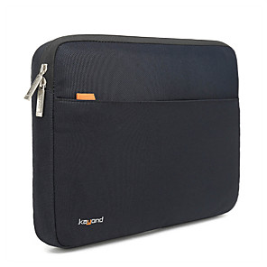cheap Sleeves,Cases & Covers-KAYOND 13.3 Inch Laptop / 14 Inch Laptop / 15.6 Inch Laptop Sleeve Nylon Fiber Solid Color / Fashion Unisex Water Proof Shock Proof
