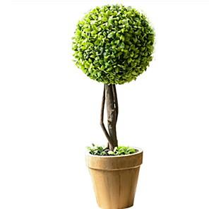 cheap Storage & Organization-Artificial Plants Modern Tabletop Flower 1