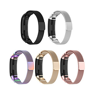 cheap Smartwatch Bands-Watch Band for Huawei Band 3 Pro Huawei Milanese Loop Stainless Steel Wrist Strap