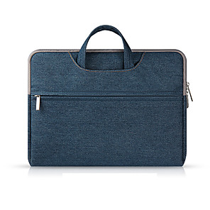 cheap Sleeves,Cases & Covers-11.6 Inch Laptop / 12 Inch Laptop / 13.3 Inch Laptop Sleeve / Briefcase Handbags Polyester Solid Color Unisex Waterpoof