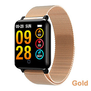 cheap Smartwatches-M19 PLUS Smart Bracelet Blood Pressure Heart Rate Smart Brand Sports Pulse Meter Swimming Wristband