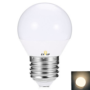 cheap Indoor Wall Lights-EXUP® 1pc 5 W LED Globe Bulbs 450 lm E14 E26 / E27 G45 12PCS LED Beads SMD 2835 Decorative Warm White Cold White 220-240 V 110-120 V