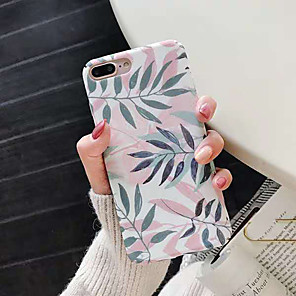 cheap iPhone Cases-Case For Apple iPhone XS / iPhone XR / iPhone XS Max Dustproof / Pattern / Backup Back Cover Scenery / Flower TPU