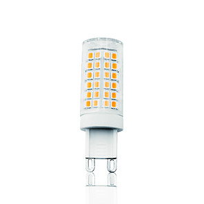 cheap LED Bi-pin Lights-7 W LED Corn Lights LED Bi-pin Lights 800 lm G9 T 78 LED Beads SMD 2835 Dimmable Warm White White 110-130 V 200-240 V