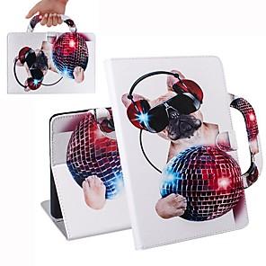 cheap iPad case-Case For Apple iPad Mini 3/2/1 / iPad Mini 4 / iPad Mini 5 Wallet / Card Holder / Shockproof Full Body Cases Fashion Dog PU Leather Case For Apple iPad Mini 3/2/1 / iPad Mini 4 / iPad Mini 5
