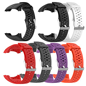 cheap Smartwatch Bands-For Polar M400 M430 Smart Watches Replacement Silicone Wrist Strap Watch Band