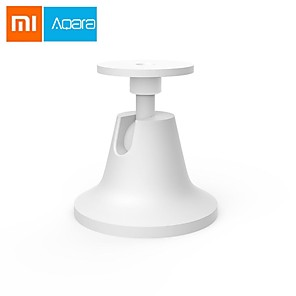 cheap Security Sensors-Original Xiaomi Aqara Human Body Sensor Holder Stand 360 Degree Free Rotation Motion Sensor Base