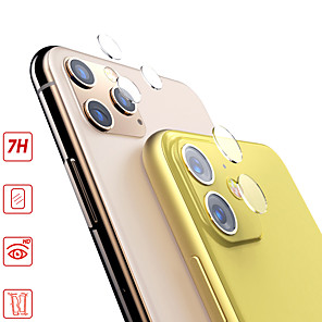 cheap iPhone Screen Protectors-7H Tempered Glass For iPhone 11/11 Pro/11 Pro Max  Screen Protector Back Lens Glass Film Glass