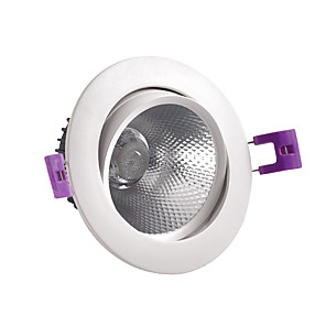 cheap LED Recessed Lights-New Die-cast LED Spotlight COB 12w Embedded Ceiling Spotlight Downlight Clothing Store And Hotel Lighting