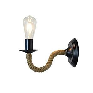 povoljno Zidni svijećnjaci-Kreativan Vintage Zidne svjetiljke Stambeni prostor / Magazien / Cafenele Metal zidna svjetiljka 110-120V / 220-240V 40 W