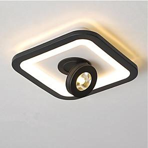 cheap Spot Lights-22 cm Spot Light Metal Novelty Painted Finishes LED / Modern 110-120V / 220-240V