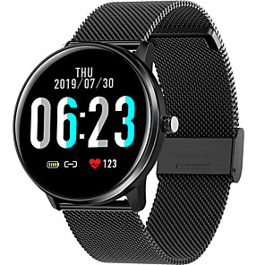 cheap Smartwatches-MX6 Smart Watch BT Fitness Tracker Support Notify/Heart Rate Monitor Sport Smartwatch Compatible Iphone/Samsung/Android Phones