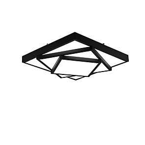 cheap Dimmable Ceiling Lights-1-Light 40 cm Mini Style / LED Flush Mount Lights Metal Acrylic Painted Finishes Modern Contemporary 110-120V / 220-240V
