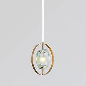 cheap Island Lights-1-Light Chandelier Ambient Light 110-120V / 220-240V, Warm White, Bulb Included