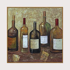 cheap Framed Arts-Framed Art Print Framed Set - Abstract Still Life PS Oil Painting Wall Art