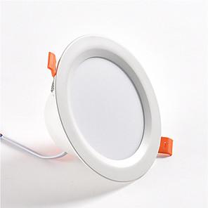 cheap LED Spot Lights-Downlight Spotlight LED Downlight Aluminum Hole Lamp Ceiling Lamp LED Spotlight New Downlight 12w Downlight Aluminum Lamp