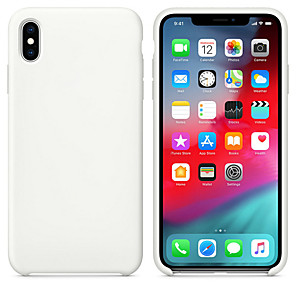 cheap iPhone Cases-Luxury Original Official Silicone Case For iPhone 7 8 Plus For Apple Case For iPhone X XS Max XR iPhone 11 Pro Max  Cover case