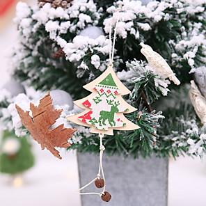 cheap Christmas Decorations-Christmas Ornaments Holiday PVC Mini Novelty Christmas Decoration