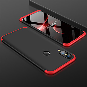 cheap Huawei Case-360 Degree Shell Full Protect Hard PC Case For Huawei Y7 2019 Y9 Y6 2019 Y9 2018 Y7 2018 P Smart Plus 2019 Honor 20 Pro Honor 20i Honor 10 Lite V20 V10 Shockproof Case Cover