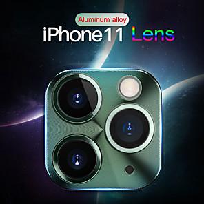 cheap iPhone Screen Protectors-Aluminum Alloy Lens Screen Protector for iPhone 11/11 Pro/11 Pro Max/X/XS/XS MAX/XR/7 8/7 8 Plus Camera Scratch Proof