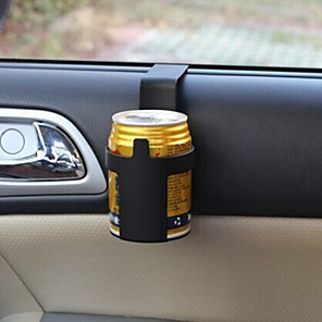 cheap Car Pendants & Ornaments-Universal Car Water Drink Beverage Water Bottle Holder Door Mount Bracket