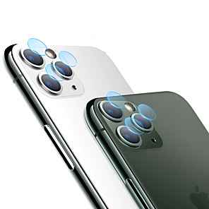cheap iPhone Screen Protectors-Tempered Glass On For iPhone  11 Pro Max Glass Camera Lens Screen Protector For iPhone 11 2019 Protective Glass Film