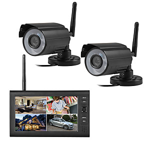 cheap Video Door Phone Systems-LITBest 1/4 Inch CMOS IR Camera / Simulated Camera MPEG4 IP54