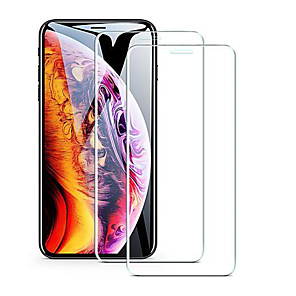 cheap iPhone Screen Protectors-AppleScreen ProtectoriPhone 11 High Definition (HD) Front Screen Protector 1 pc Tempered Glass