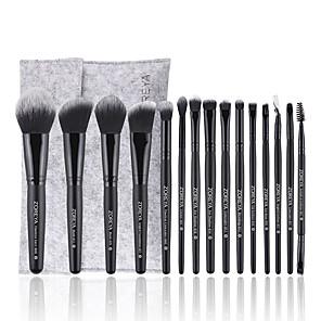cheap Makeup Brush Sets-Professional Makeup Brushes 15pcs Cute Soft New Design Comfy Wooden / Bamboo for Makeup Brush