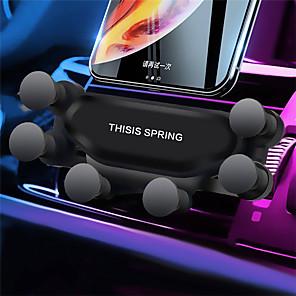 cheap Phone Mounts & Holders-Gravity Car Phone Mount Air Vent Universal Phone Holder