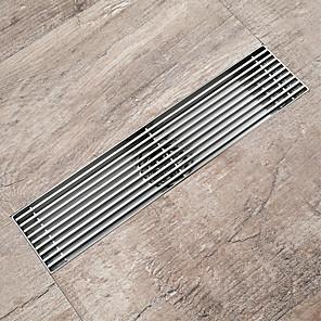 povoljno Tuš s kišnim mlazom-Odvod New Design Suvremena Tikovina 1pc - Kupaonica Podno postavljeno