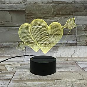 cheap Necklaces-LED Light Bulbs Acrylic Wedding Decorations Wedding / Party / Evening Creative / Wedding All Seasons