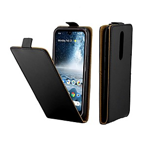 cheap Other Phone Case-Case For Nokia 4.2 / Nokia 3.2 PU Leather with Card Slot Flip up and down For Nokia 2.2