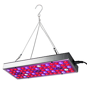 cheap Plant Growing Lights-Grow Light LED Plant Growing Light Full Spectrum 25W 75LED Beads Easy Install Highlight Energy saving 85-265V Greenhouse Hydroponic Vegetables Flowers