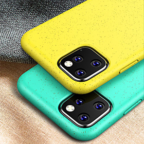 cheap iPhone Cases-Eco-friendly Silicone Case For iphone 11 Pro / iphone 11 / iphone 11 Pro Max Shockproof Airbag Case Cover For iPhone 11 TPU Cases