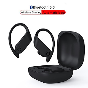 cheap TWS True Wireless Headphones-LITBest TWS-B10 Sports Outdoor Wireless Stereo with Microphone with Charging Box Waterproof IPX4 for Sport Fitness