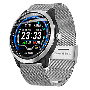 cheap Smartwatches-N58 Smart Watch ECG PPG Heart rate Blood Pressure Monitor IP67 Waterpoof Pedometer Sports Fitness Bracelet