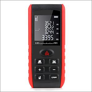 cheap Test, Measure & Inspection Equipment-E60 Laser Rangefinder Laser Distance Meter Measuring Device Digital Handheld Tools Module Range 60m  Range Finder