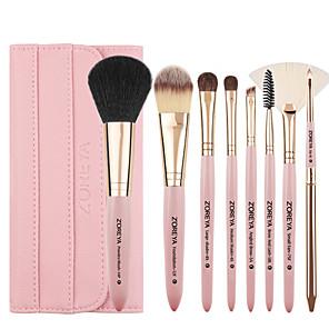 cheap Makeup Brush Sets-Professional Makeup Brushes 8pcs Soft New Design Adorable Comfy Wooden / Bamboo for Makeup Brush