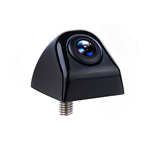 cheap Car Rear View Camera-Waterproof Rear View Camera Universal Night Vision Camera Car Rear View Camera Front Rear View Camera 4-Pin Car Camera