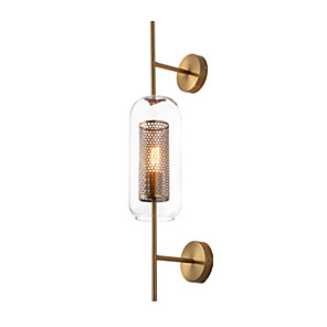 cheap Indoor Wall Lights-New Design Retro Wall Lamps & Sconces Living Room / Bedroom Metal Wall Light 110-120V / 220-240V 40 W