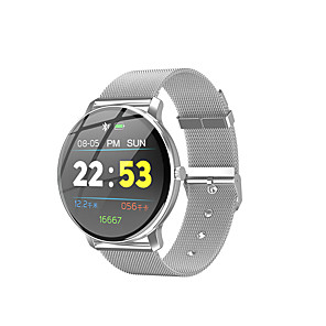 cheap Smartwatches-R88 Smart Watch BT Fitness Tracker Support Notify/Heart Rate Monitor Sport Stainless Steel Smartwatch Compatible Iphone/Samsung/Android Phones